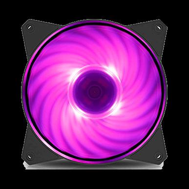 MasterFan MF120R RGB