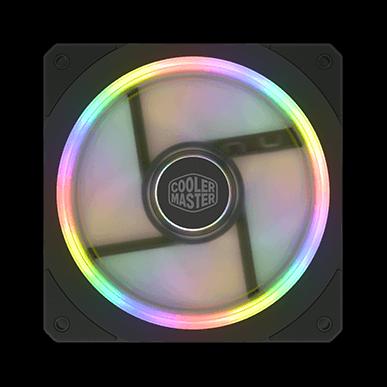 MasterFan SF120P ARGB