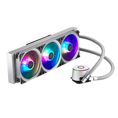 MasterLiquid ML360P Silver Edition