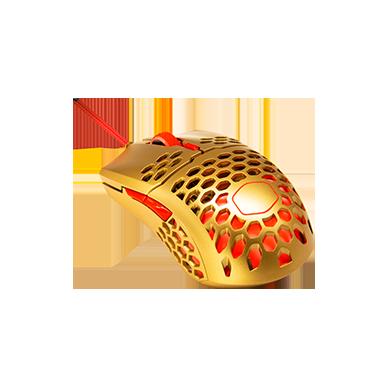 MM711 Golden Red