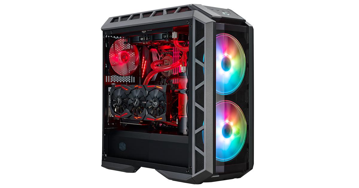 نتيجة بحث الصور عن CM-GC-MC H500P MESH-Case Cooler Master